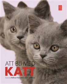 Att bli med katt - lånas på biblioteket