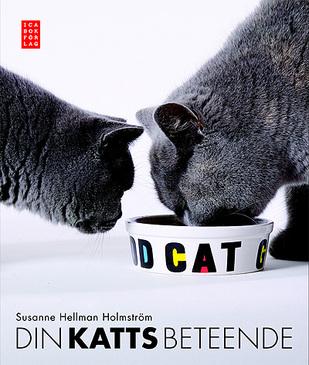 Din katts beteende - kan lånas på biblioteket