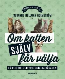 Ny bok - Om katten själv får välja